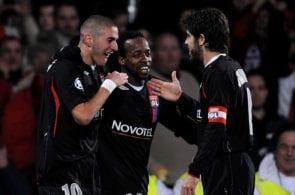 Lyon v Manchester United - UEFA Champions League