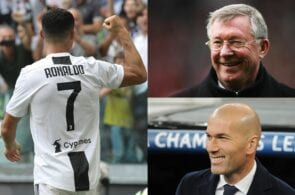 The 5 greatest managers of Cristiano Ronaldo's career