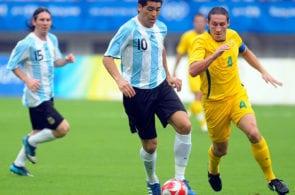 Olympics Day 2 - Football