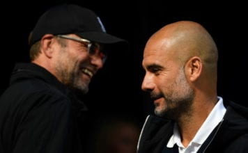 Manchester City v Liverpool - Premier League image