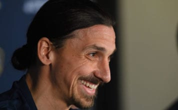 Los Angeles Galaxy Introduce Zlatan Ibrahimovic image