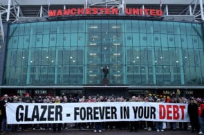 glazers out, manchester united