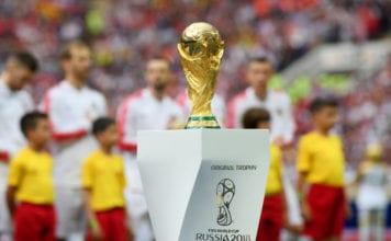 France v Croatia - 2018 FIFA World Cup Russia Final image