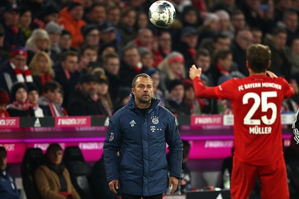 Bayern Munich outclass Borussia Dortmund at the Allainz Arena