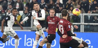 AC Milan lose against Paulo Dybala inspired Juventus