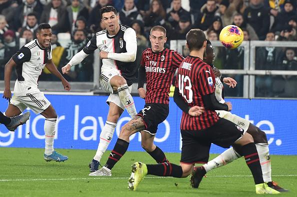 AC Milan lose against Paulo Dybala inspired Juventus