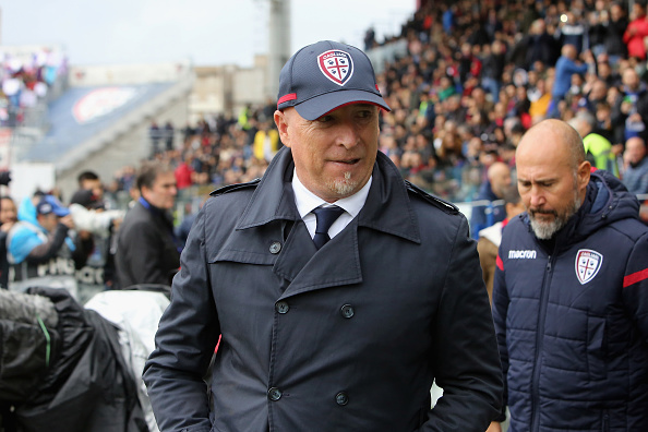 Cagliari aim for top-4 finish