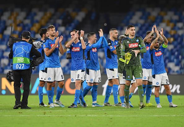 Napoli held at San Paolo