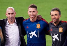 Rubiales against hosting La Liga fixtures abroad