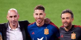 Rubiales against hosting La Liga fixtures abroad