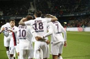 Montpellier vs PSG - Ligue 1