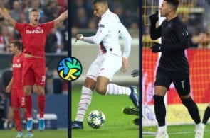 Top 5 youngsters in the Champions League's group stage