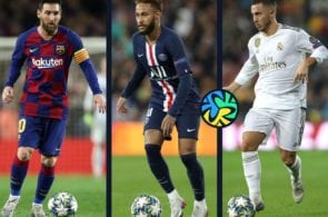 Top 5 best dribblers of the last decade in world football