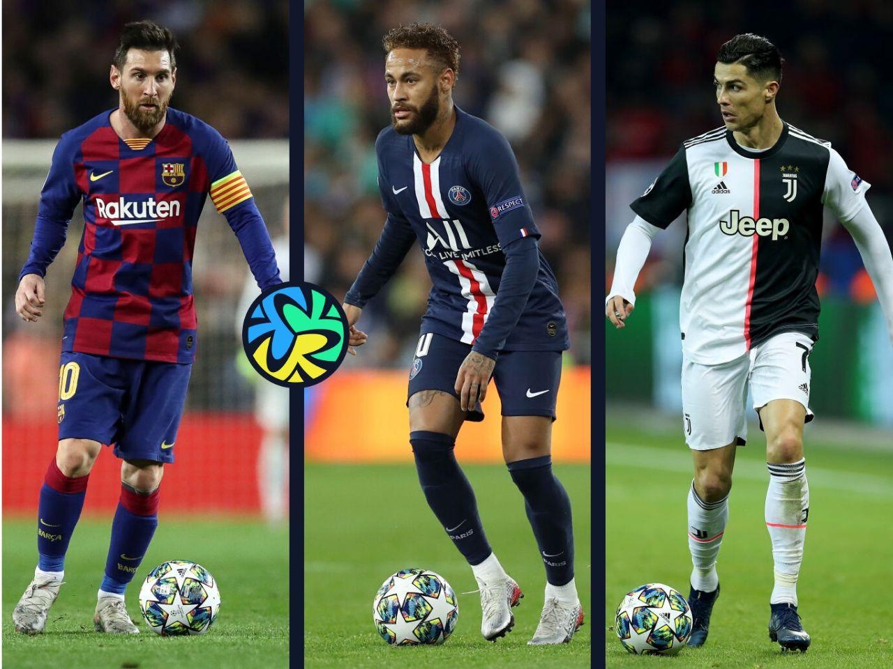 Champions League, Top 5