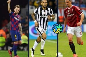 Top 5 of Serie A's targets for the winter transfer window