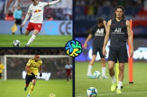 Top 5 strikers who can replace Edinson Cavani at PSG