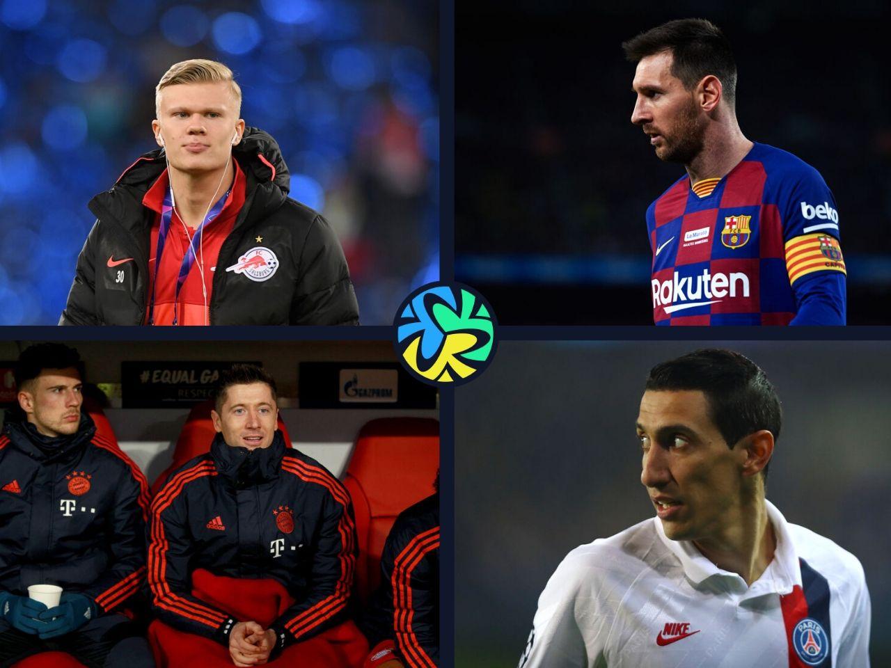 Champions League, Top 10