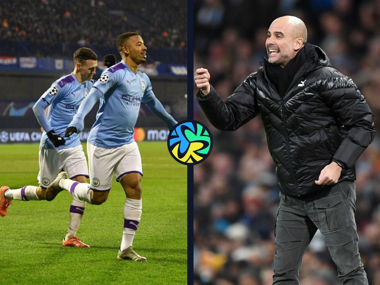 Manchester City, Dynamo Zagreb