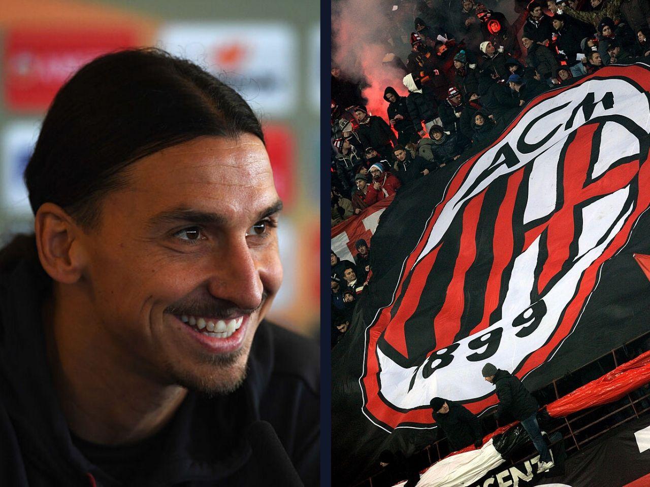Zlatan Ibrahimovic, AC Milan, Serie A