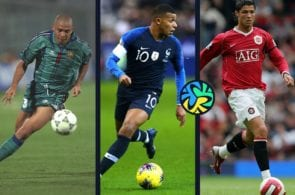 Kylian Mbappe is better than these five players at 21
