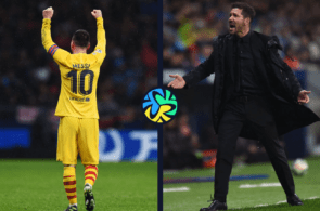 Lionel Messi, Atletico Madrid, Diego Simeone