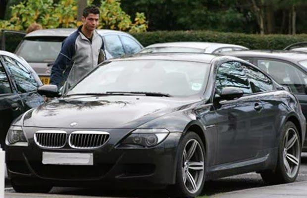 Cristiano Ronaldo, BMW M6