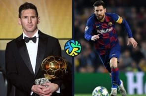 Top 5 records left for Lionel Messi before his retirement
