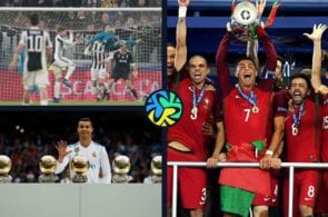 Top 5 best Cristiano Ronaldo moments in the last decade