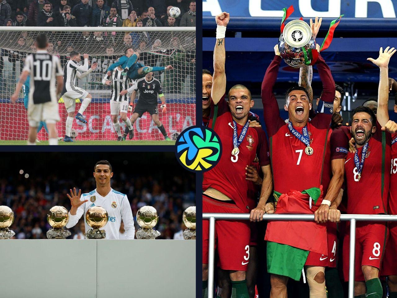 Ronaldo, decade