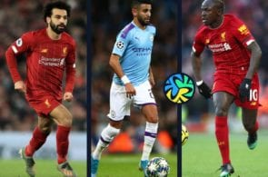 African Player of the Year nominees shortlist revealed