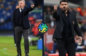 Ancelotti on the verge of leaving Napoli, Gatusso a possible successor