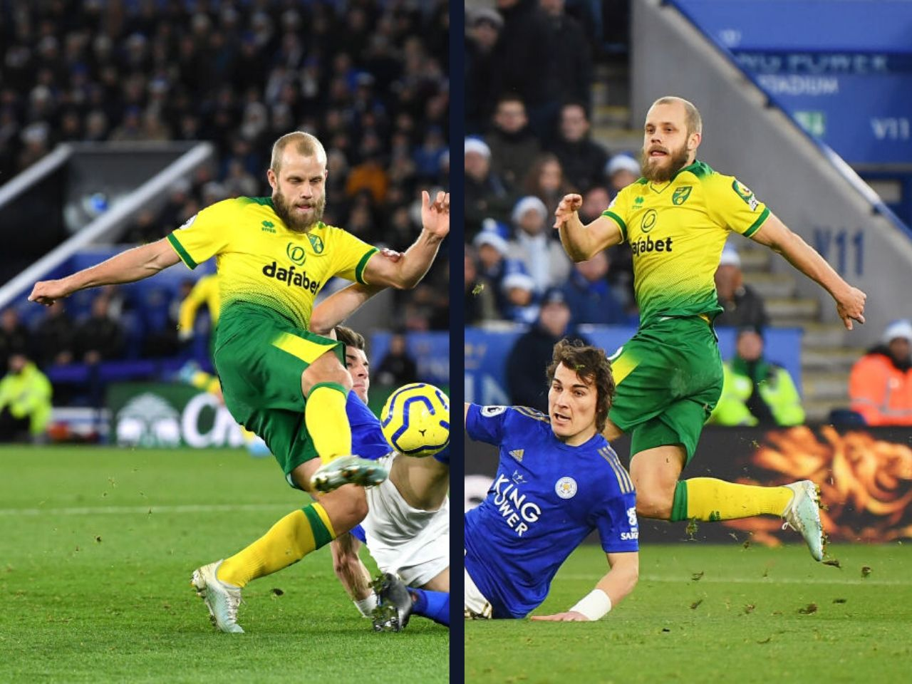 Temmu Pukki, Norwich City, Premier League