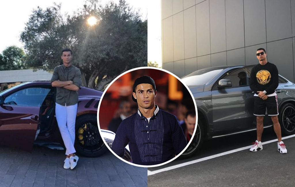 Watch Cristiano Ronaldos Car Collectionall 18 Cars Of Cristiano