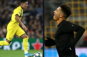 Dortmund leader dismisses any potential Sancho move in the winter
