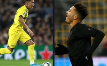 Dortmund leader dismisses any potential Sancho move in the winter image