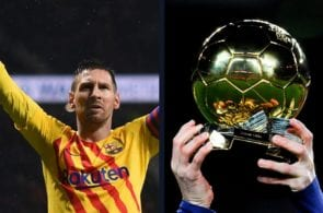 France Football manager tells a story of revealing Messi that he's the winner