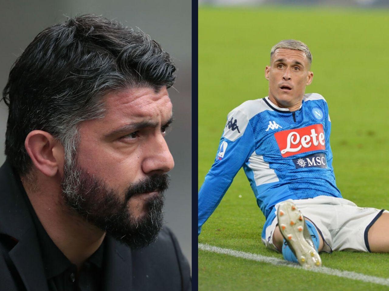 Gennaro Gattuso, AC Milan, Serie A
