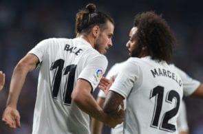 Gareth Bale, Marcelo, Real Madrid