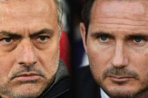 Frank Lampard Chelsea Jose Mourinho Antonio Conte