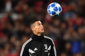 Cristiano Ronaldo, headers, Juventus
