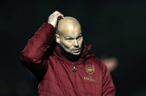 Arsenal v Blackburn - Premier League 2