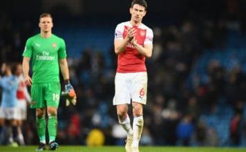 Manchester City v Arsenal FC - Premier League image