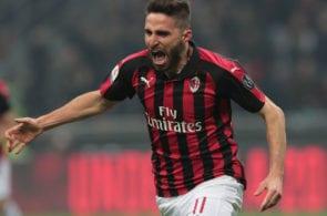 fabio Borini, AC Milan