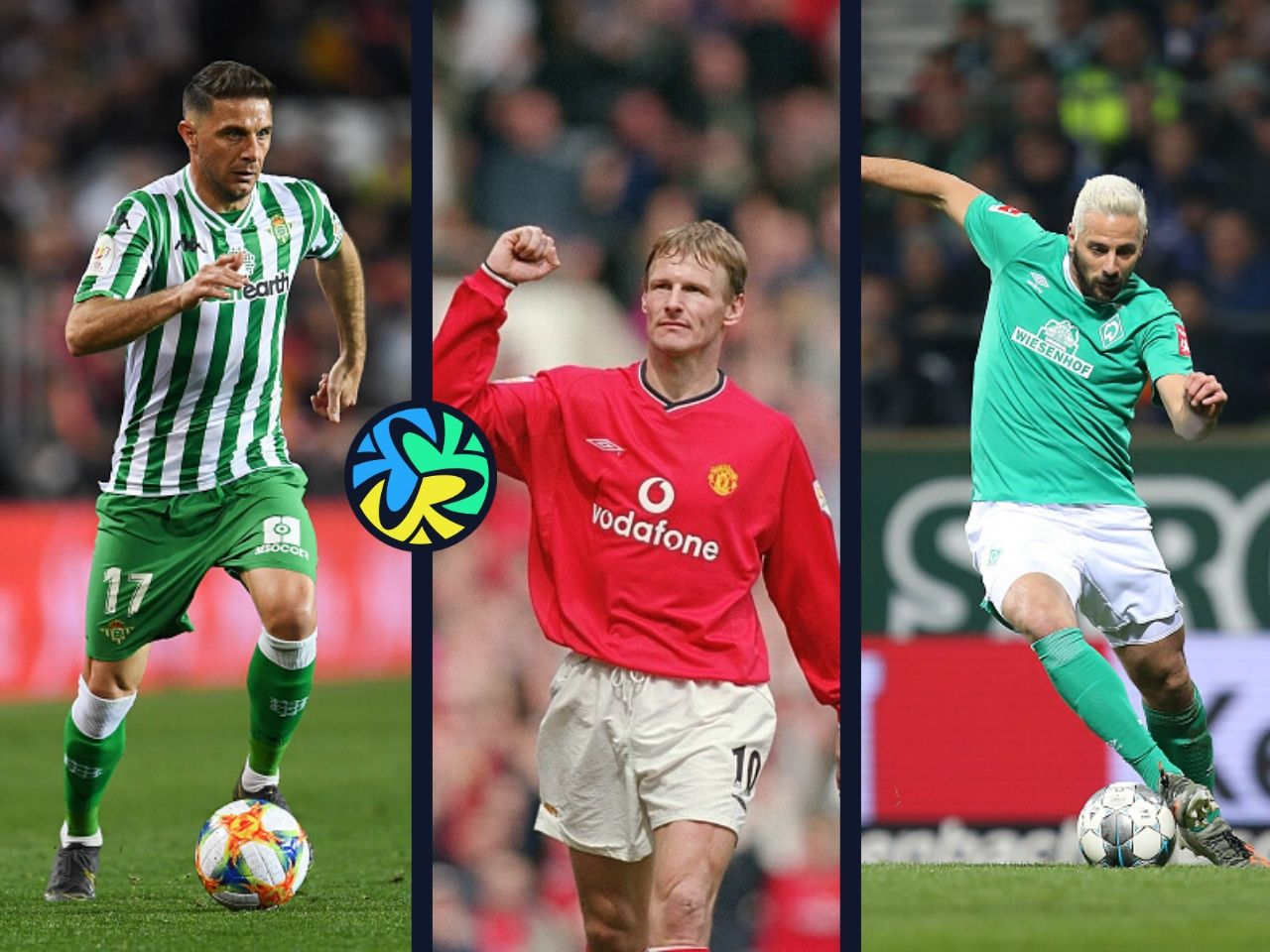 oldest hat-trick scorers in Europe, Joaquin Sanchez, Real Betis, La Liga