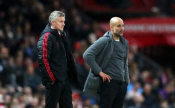 Manchester United v Manchester City - Premier League image