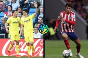 Villarreal, Atletico Madrid