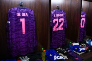 Manchester United, goalkeepers