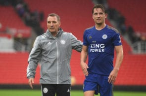 brendan rodgers, ben chilwell, leicester, premier league