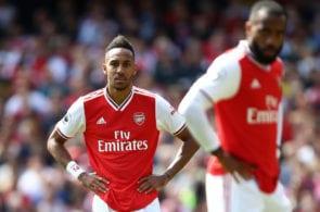 Arsenal FC v Burnley FC - Premier League