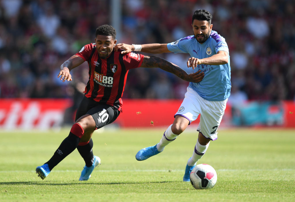 jordon ibe, bournemouth, premier league